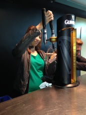 Certified Guinness Pourers